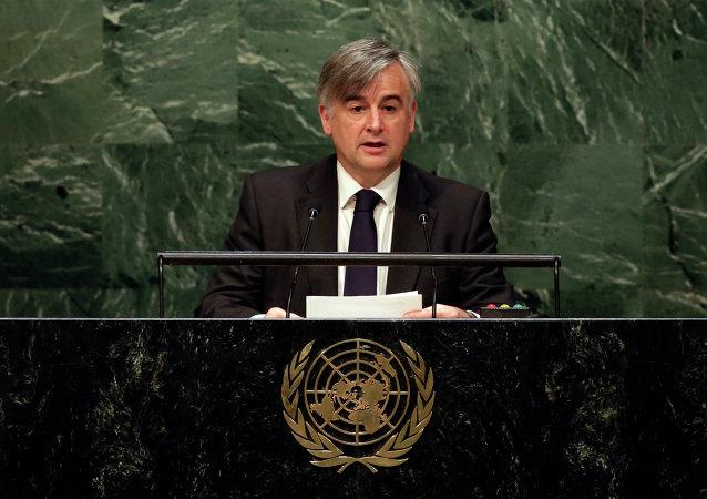 El secretario de Estado de Asuntos Exteriores de España, Ignacio Ybáñez (archivo)