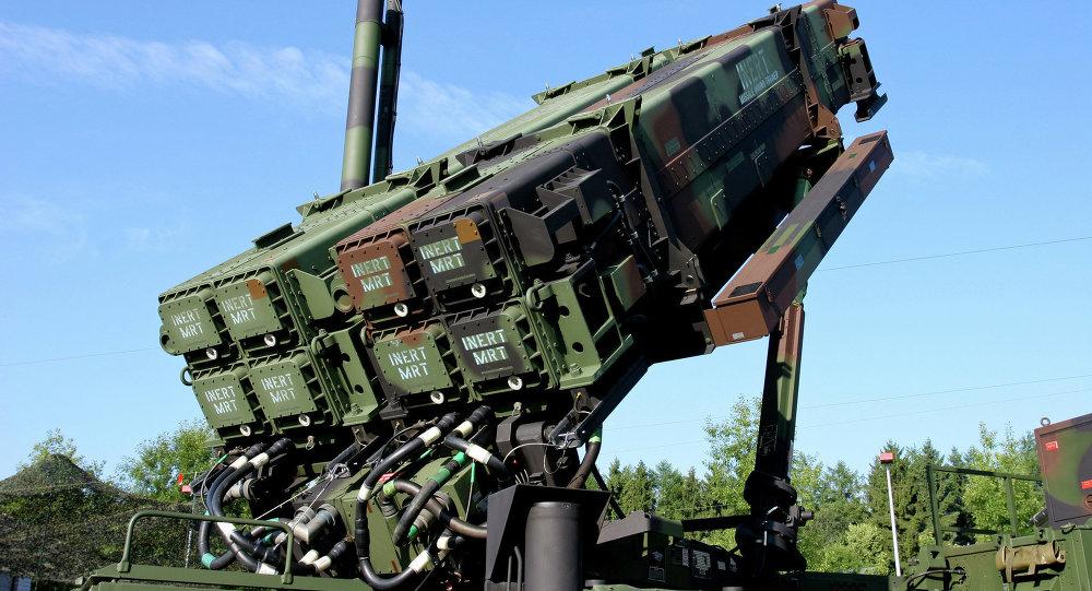 Resultado de imagen de sistema Patriot antimisiles saudíes
