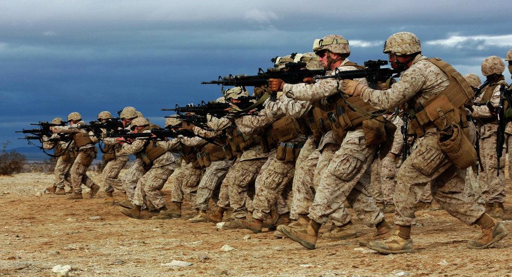 Marines estadounidenses