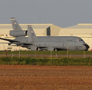 Aviónes militares estadounidenses en la base de Morón de la Frontera (archivo)