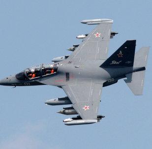 Yak-130 de las Fuerzas Aéreas de Rusia