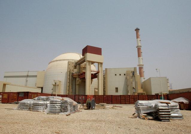 Planta de energía nuclear Bushehr, Irán
