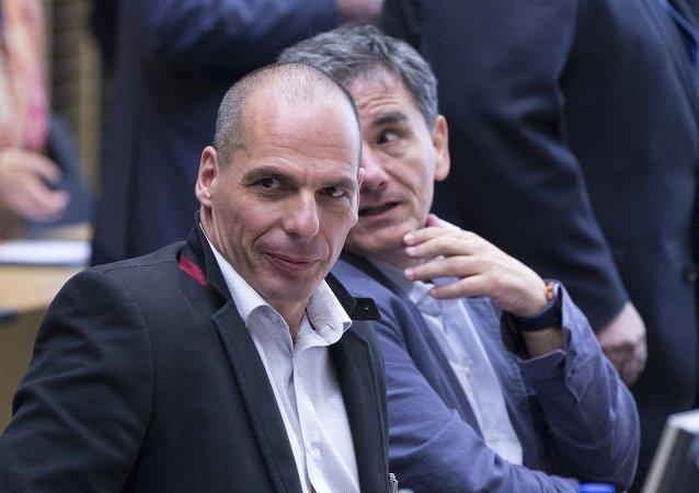 Yanis Varufakis, exministro de Finanzas griego