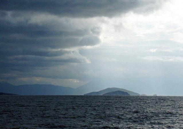 Golfo Sarónico (archivo)