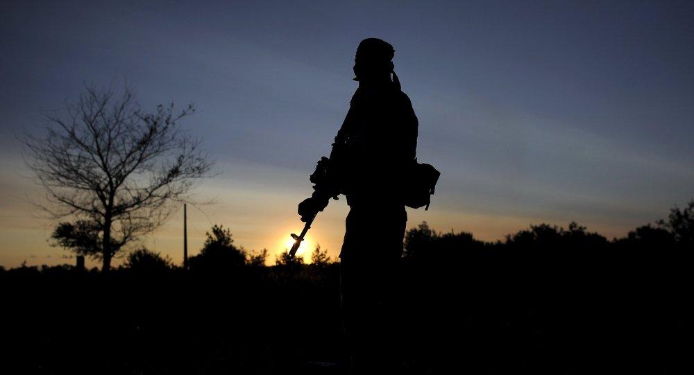 Soldado (imagen referencial)