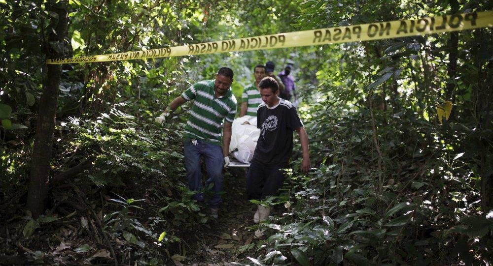 Homicidio en Olocuilta, El Salvador
