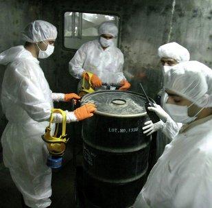 Una planta nuclear en Irán (archivo)