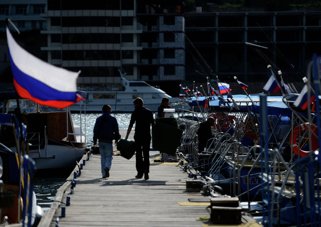 Ciudad de Balaklava, Crimea