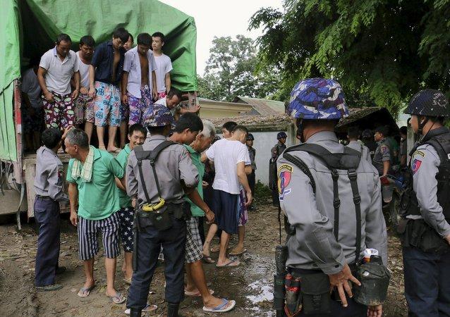 Roces diplomáticos entre China y Myanmar por la tala ilegal de árboles