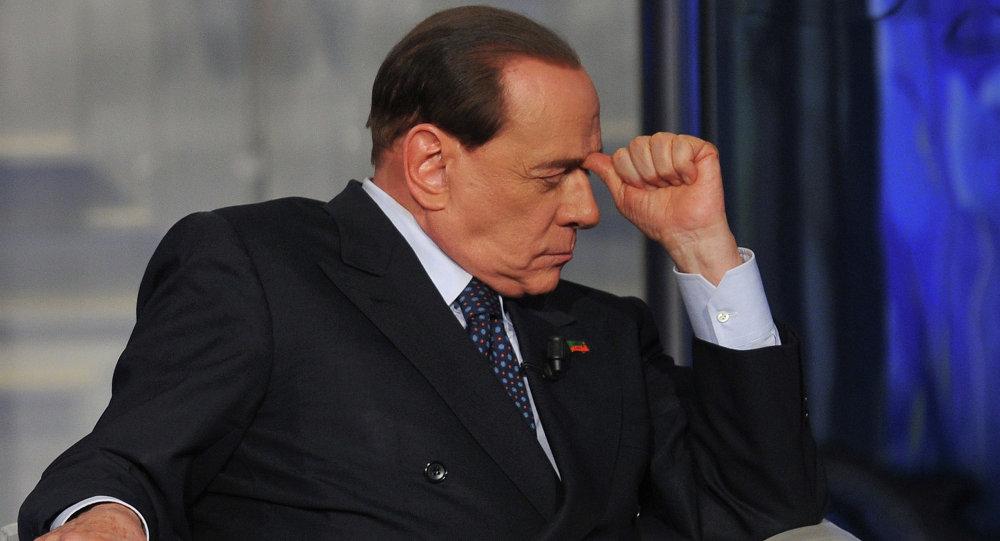 Silvio Berlusconi, ex primer ministro de Italia (archivo)