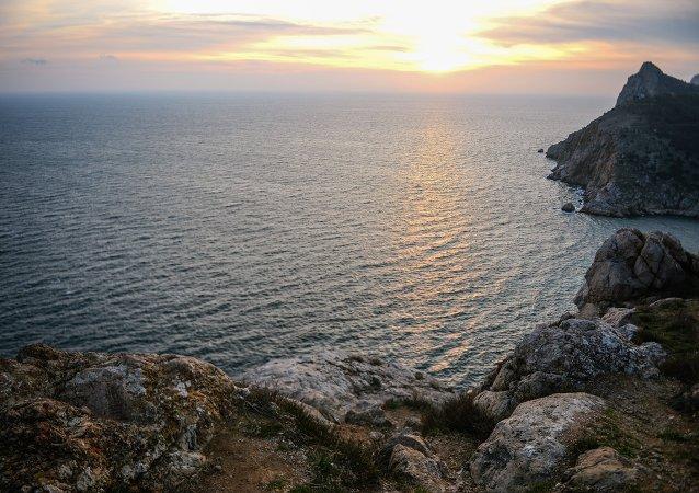 El mar Negro (archivo)