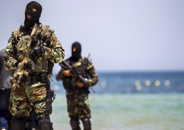 Guardia Nacional de Túnez