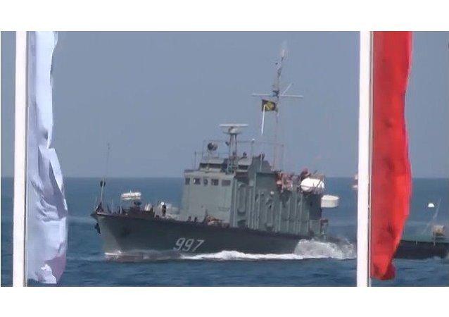 El poderío de la Flota rusa del mar Negro