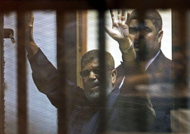 Expresidente de Egipto, Mohamed Mursi