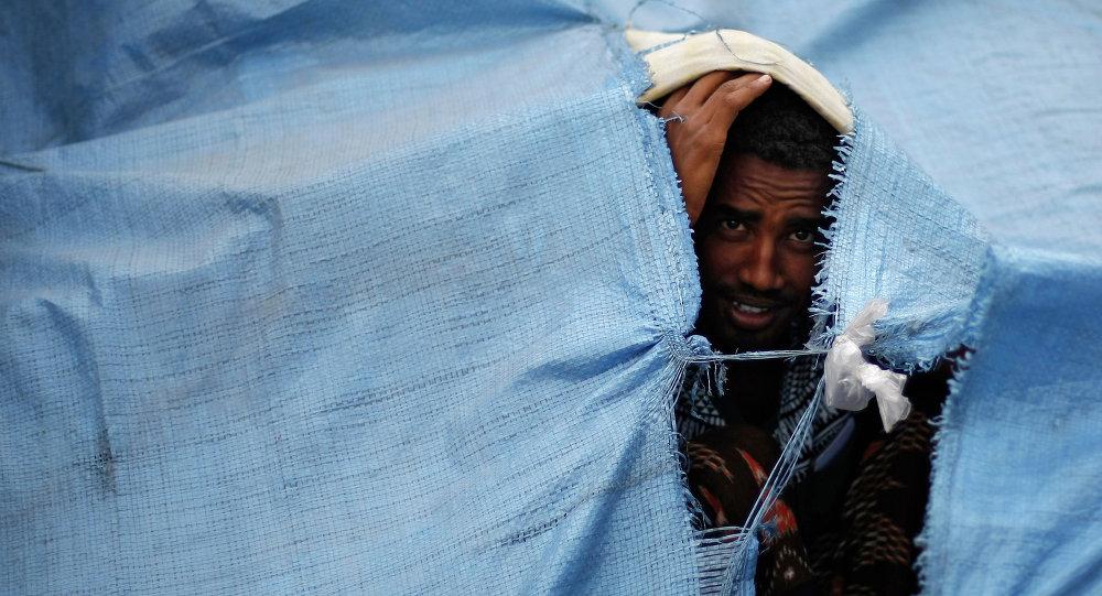 Refugiado eritreo en Yemén