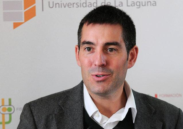 Fernando Clavijo Batlle, presidente del Gobierno de Canarias