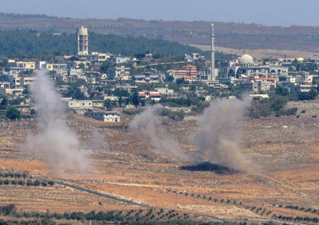 Los Altos de Golán (Archivo)