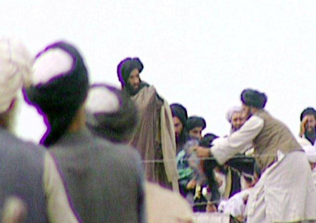 Mulá Omar (archivo)