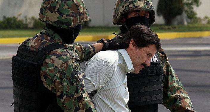 Joaquín el 'Chapo' Guzmán