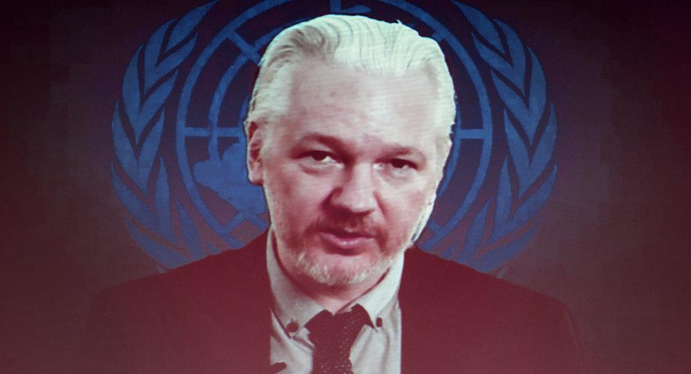 WikiLeaks anuncia publicación de documentos sobre comicios en EUA