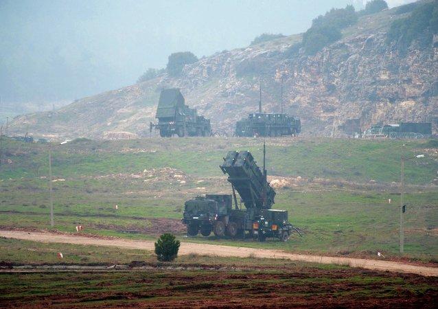 Sistemas de misiles antiaéreosestadounidenses