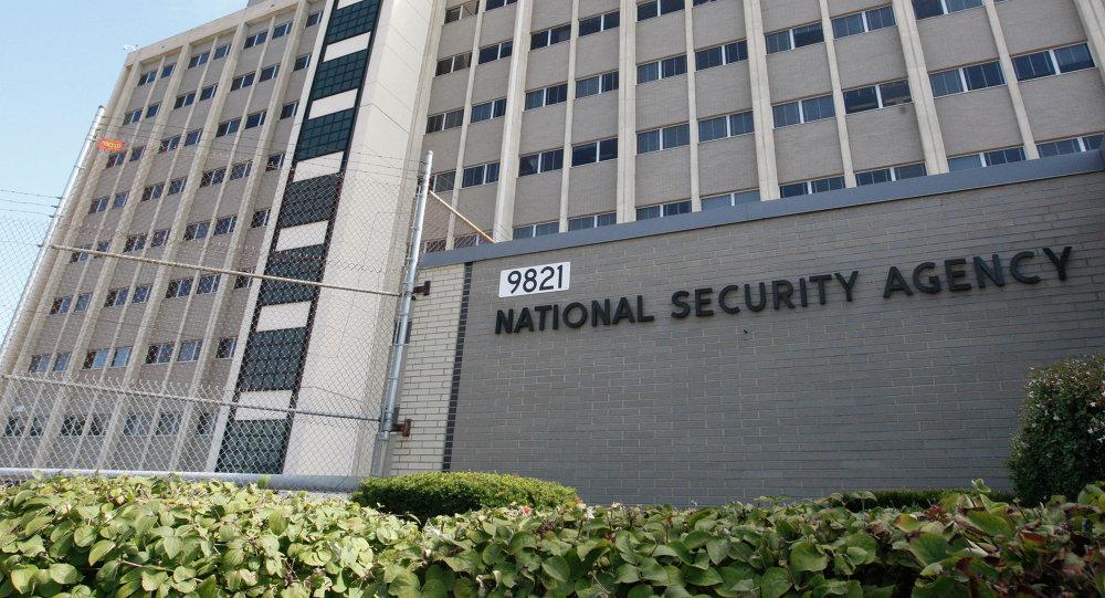 La sede de Agencia de Seguridad Nacional (NSA)