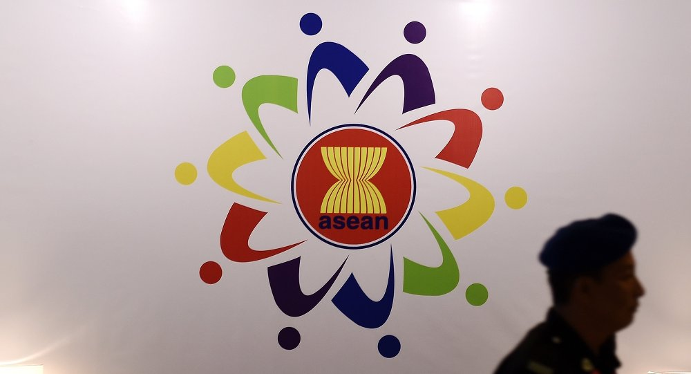 Logo de la ASEAN (archivo)