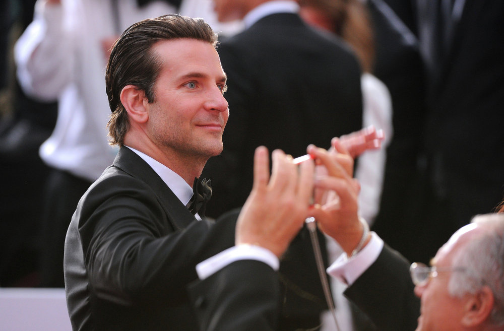 El actor Bradley Cooper