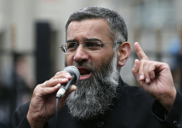 Anjem Choudary, clérigo musulmán