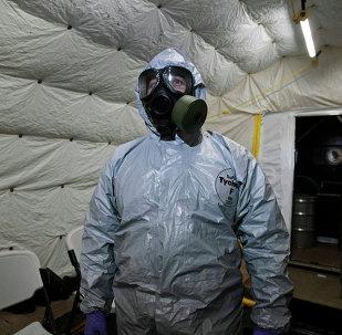 Protección química