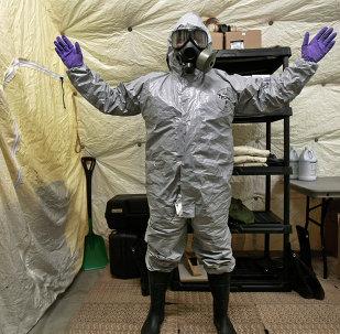 EEUU y Rusia acuerdan proyecto para juzgar uso de armas químicas en Siria