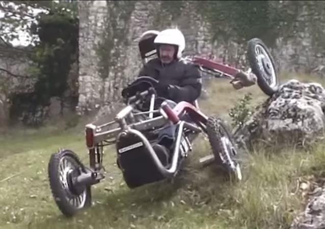 Spidermobil