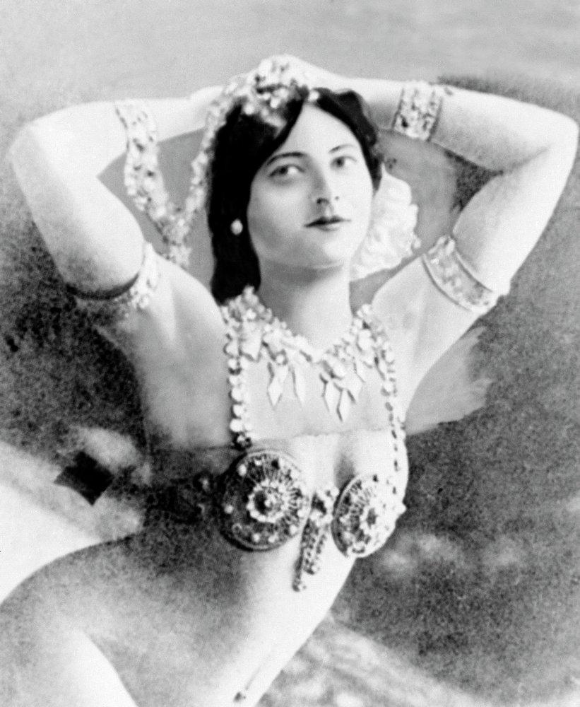 Mata Hari (Margaretha Geertruida Zelle
