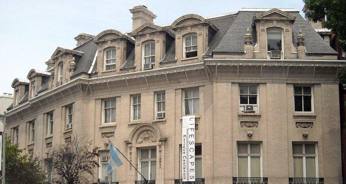 Embajada de Argentina en Washington