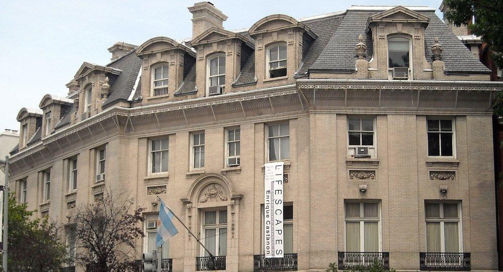 Embajada argentina en eeuu presenta sitio web con - Consulado argentino en madrid telefono ...