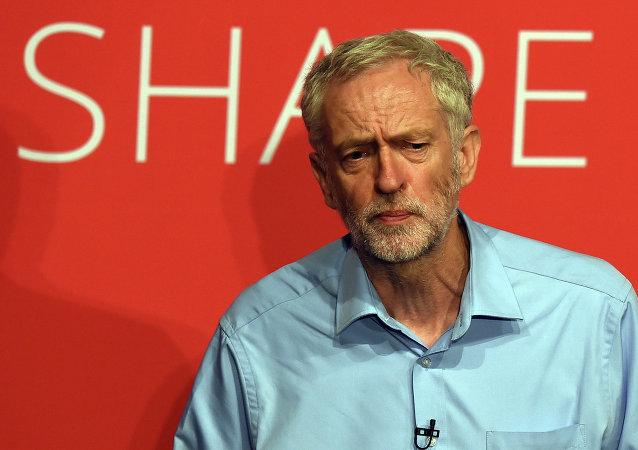 Jeremy Corbyn, candidato al liderazgo del Partido Laborista
