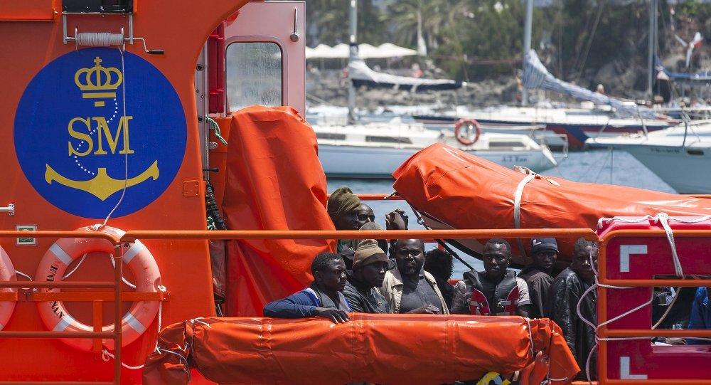 Al menos 49 inmigrantes desaparecieron en costas españolas