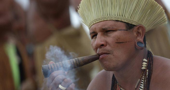 Indígenas de Brasil, la minoría más castigada