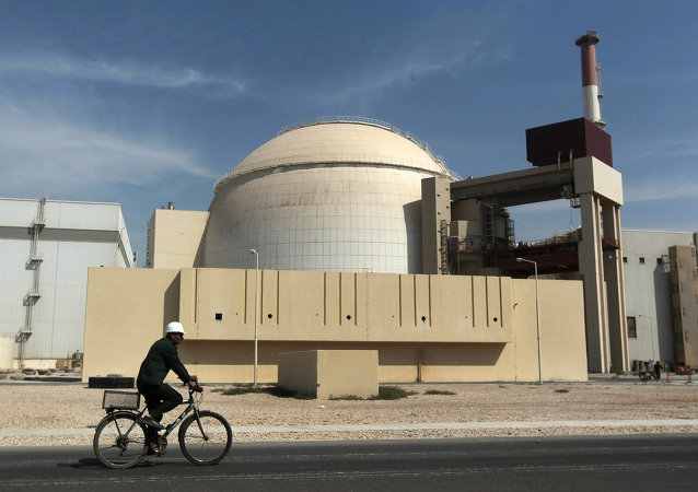 Bushehr, la central nuclear iraní