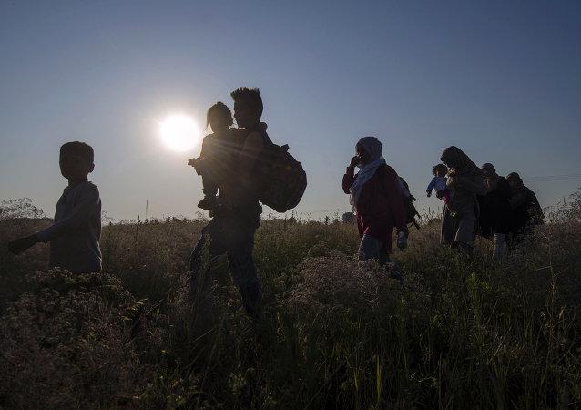 Detectan infección desconocida en 50 inmigrantes ilegales en Hungría