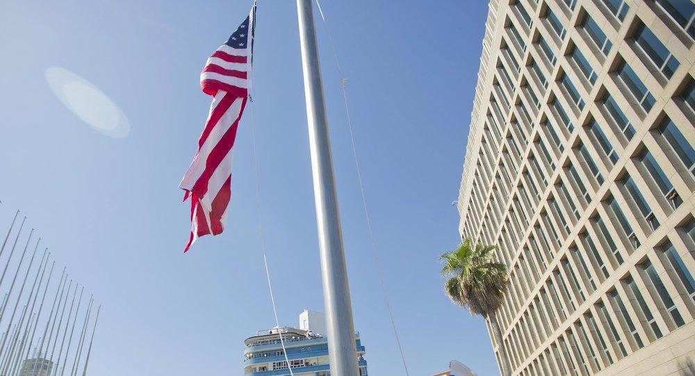 Embajada de EEUU en Cuba (archivo)