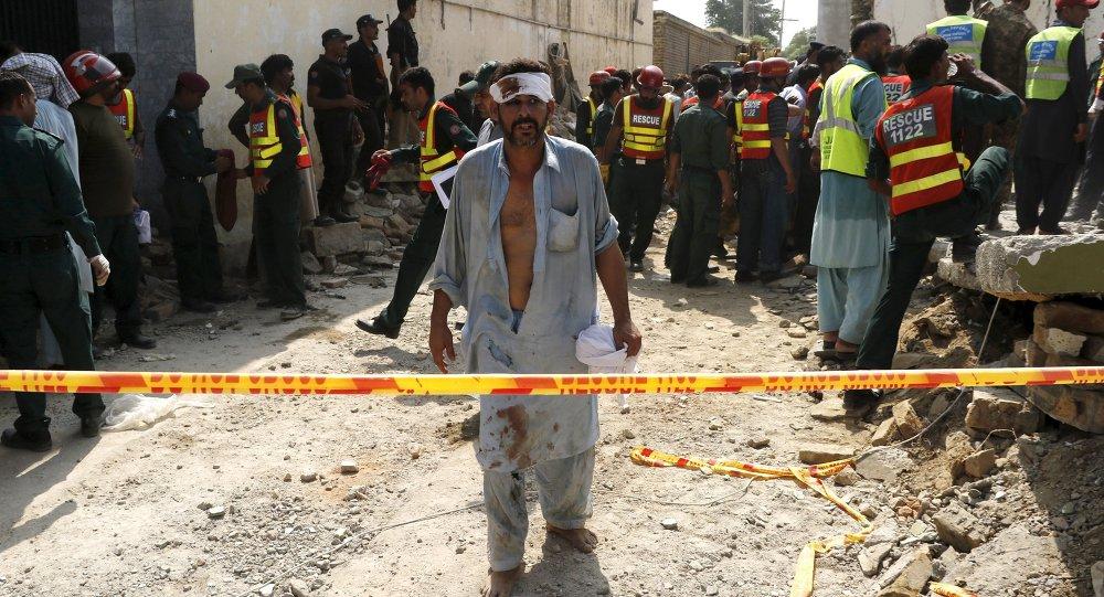Atentado suicida perpetrado en la provincia de Punjab al este de Pakistán