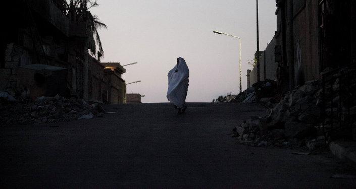 Situación en la ciudad libia de Sirte