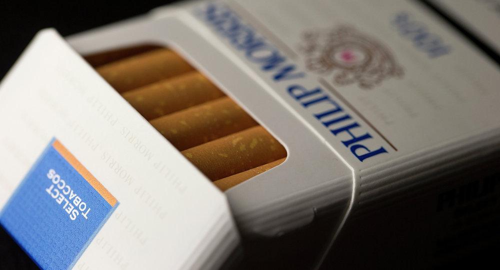 El tabaco ilegal desaparece del territorio de Rusia