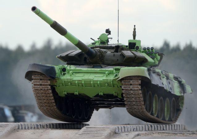 Campeonato mundial del Biatlón de Tanques: los más veloces y los más certeros