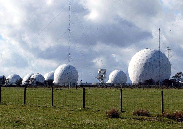 Base aérea Menwith Hill del Reino Unido