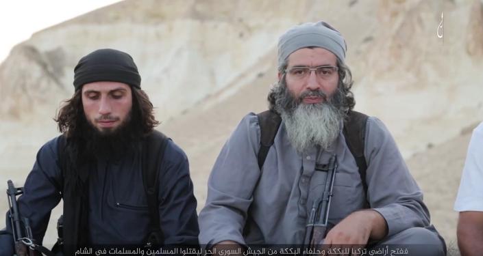 Yihadista de EI llama a conquistar Turquía