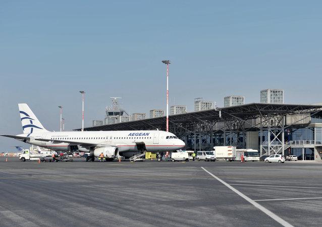 Aeropuerto de Salónica