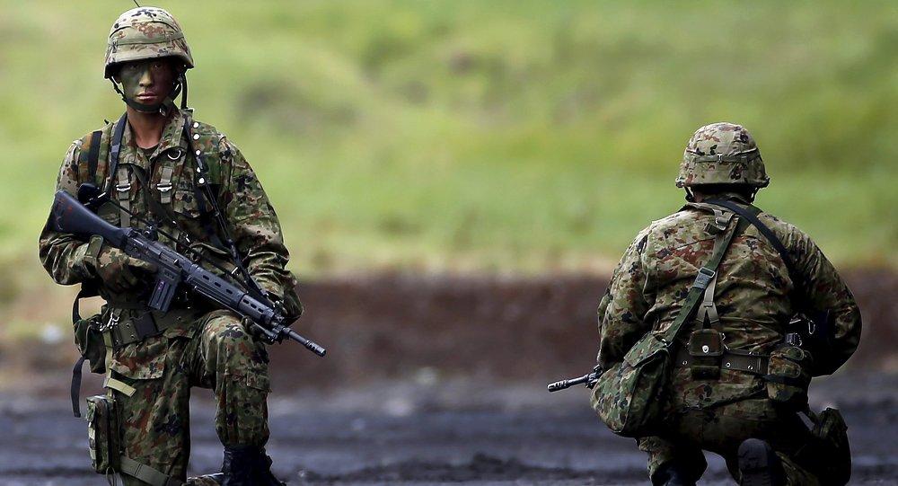 Militares japoneses