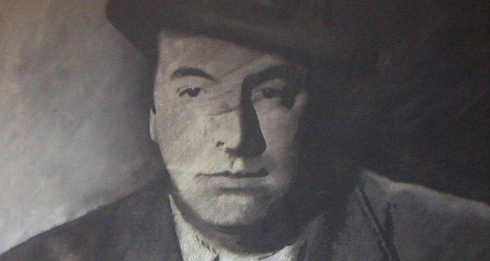 Retrato de Pablo Neruda
